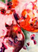 Anita Jamieson's watercolor Pomm